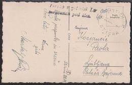 Sittich - Stična, Postage Paid In Cash, December 1944 - Occupation 1938-45