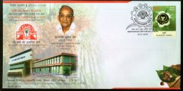 India 2015 Agri Machinery Fair Campco Ltd. Founder Varanashi Bhat Agriculture Sp.Cover # 18313 - Agriculture
