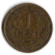 Pièce De Monnaie  1 Cent 1926 - [ 3] 1815-… : Kingdom Of The Netherlands