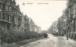 OSTENDE-OOSTENDE - Avenue De La Reine - N'a Pas Circulé - Nels, Série Ostende, N° 36 - Oostende