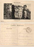 Maroc Pittoresque - Les Restes D' Une Casbah  - Cachet Militaire Trésor Et Postes 162 (101851) - Maroc
