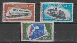 Serie De Madagascar Nº Yvert A-139/41 Nuevo - Madagascar (1960-...)