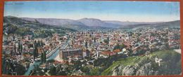 BOSNA I HERCEGOVINA - SARAJEVO VELIKA PANORAMA 33 CM - Bosnia And Herzegovina
