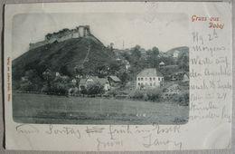 BOSNA I HERCEGOVINA - GRUSS AUS DOBOJ, K.u.K.Militarpost 1901 - Bosnia And Herzegovina