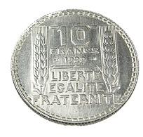 10 Francs - Turin - France - 1929 - Argent - TTB+ - - France