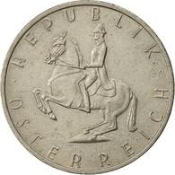 Autriche, 5 Schilling, 1983, TTB+, Copper-nickel, KM:2889a - Autriche