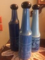 Serie Bottiglie Di Design 1972 Rosso Antico Illustrate Da Salvador Dalì - Spirits