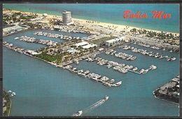 Florida, Ft. Lauderdale, Bahia Mar, Mailed In 1973 - Fort Lauderdale