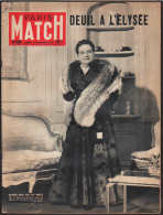 8111 M - Mme Coty  J.Gréco (Anastasia)   Barbara Hutton Louis Armstrong  Agatha Christie  Maurice Utrillo  Naples - General Issues