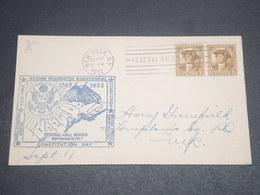 ETATS UNIS - Enveloppe Du Bicentenaire De George Washington En 1932 - L 12578 - Event Covers