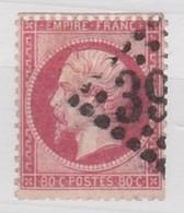 FRANCE YT N°24 - 1862 Napoléon III.