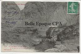 65 - CAUTERETS - Le Déversoir Du Lac Glacé Et La Brêche De Tuquerouye ++++ Labouche / Les Pyrénées, #212 ++++ RARE - Cauterets