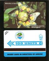 SIERRA LEONE - Urmet Magnetic Phonecard - MINT - Sierra Leone