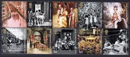 2003 GRANDE BRETAGNE  N** 2444 A 2453  MNH - 1952-.... (Elizabeth II)