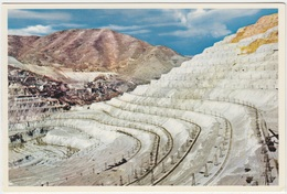 BINGHAM COPPER PIT, UTAH, Unused Postcard [20823] - United States