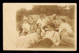 Izlet U Brckom 1933 / Inscription On The Back / Postcard Not Circulated, 2 Scans - Bosnia And Herzegovina