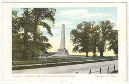 DUBLIN - Phoenix Park & Wellington Monument - Dublin