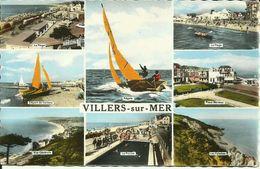 VILLERS-SUR-MER -- Multivue -- 1965 -- - Villers Sur Mer