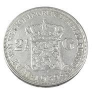 2 1/2 Gulden - Hollande - 1939 - Argent - TTB - - [ 3] 1815-… : Kingdom Of The Netherlands