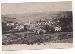 37303  -  Grand-Halleux  Panorama - Vielsalm