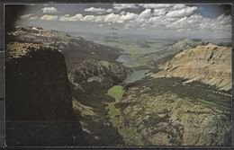 Wyoming, Green River Lakes, Mailed In 1973 - United States