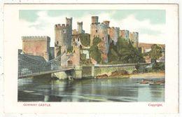 CONWAY Castle - Caernarvonshire
