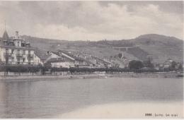 Bm - Cpa Lutry (Vaud) - Le Quai - VD Vaud