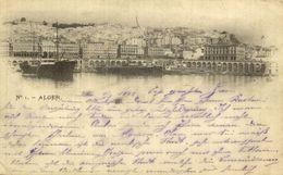 1898 !!!!!   ALGER -  NR 1 1898 !!! - Algiers