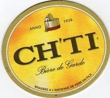 Sous Bocks - CH'TI - Bière De Garde - Beer Mats
