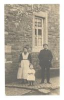 Photo Carte D'une Famille - WAREMME 1902 (914) - Borgworm