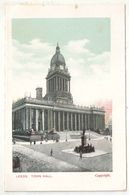 LEEDS - Town Hall - Leeds