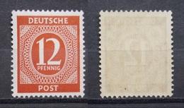 Alliierte Besetzung Mi.Nr.919c Höher KW,- Postfrisch    (K10) - Zona AAS