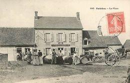 Fertreve : La Place - France