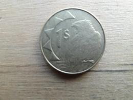 Namibie   1  Dollar  2010  Km 4 - Namibie