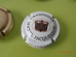 JACQUESSON  MICHELN° 1   CAPSULE DE CHAMPAGNE  NUMEROTATION CATALOGUE LAMBERT - Other