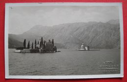 MONTENEGRO - CRNA GORA, OTOCI KOD PERASTA - FOTO LAFOREST - Montenegro
