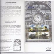 Belgie - Belgique TRV-BL14 In Origineel Mapje  - Postfris - Neuf - AAN POSTPRIJS - Chemins De Fer