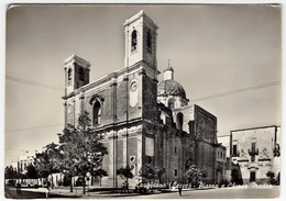 TAURISANO - LECCE - PIAZZA E CHIESA MADRE - 1963 - Lecce