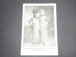 COTE D'OR - Carte Postale De Amauna , La Négresse Blanche Et Sa Sœur -  L 12612 - Ghana - Gold Coast