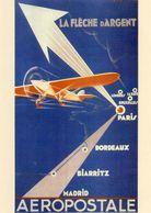 France 2017 : Carte Pré-timbré Aéropostale - PAP: Sonstige (1995-...)