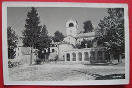 MONTENEGRO - CRNA GORA, CETINJE - CRKVA 1934 - Montenegro