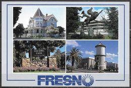 California, Fresno, Multiview, Unused - Fresno
