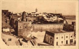 MAROC  RABAT  Kasba Des Oudaïas - Vue D'Ensemble - Rabat