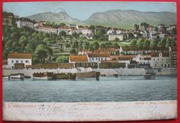 MONTENEGRO - CRNA GORA, HERCEGNOVI - CASTELNUOVO 1906 - Montenegro