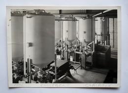 60 - PHOTO - CLAIROIX - 1936 - Ancienne Usine ENGLEBERT - PNEUS - 5 Cuves Cylindriques ( Poste2) - Lieux