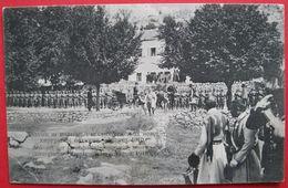 MONTENEGRO - NIKOLA I. - POLAGANJE KAMENA TEMELJCA ZA NOVU BOLNICU 1910 - Montenegro