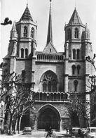 Dijon.Cathédrale Saint Benigne. - Dijon