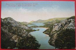 MONTENEGRO - CRNA GORA, SKADARSKO JEZERO - BLICK AUF DEN SKUTARI-SEE - Montenegro