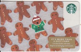 USA - Starbucks Card, CN : 6148, Unused - Gift Cards