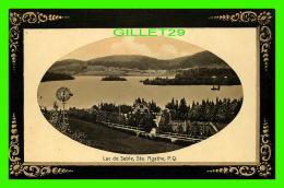 STE AGATHE, QUÉBEC - LAC DE SABLE - ÉCRITE EN 1912 - PUB. BY INTERNATIONAL POST CARD CO - - Autres